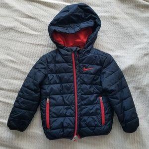 Nike jacket toddler